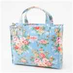 Cath Kidston(キャスキッドソン) キャリーオールバッグ Candy Flowers Blue