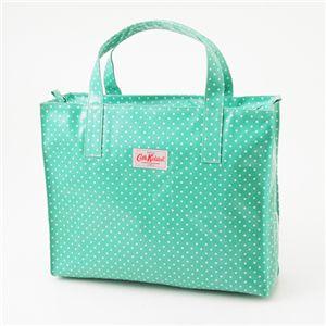 Cath Kidston(キャスキッドソン) キャリーオールバッグ Mini Dot Vintage Green