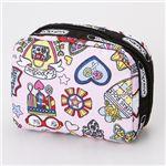 LeSportsac(レスポートサック) スクエアコスメティックポーチ4907・Bag of Honor