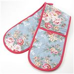 Cath Kidston(キャスキッドソン) オーブングローブ Candy Flowers Blue
