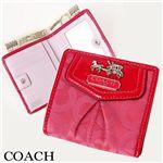 COACH(コーチ) オプアート スモール 財布 43255 SV/RA 税込14,920円