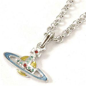 Vivienne Westwood(ヴィヴィアン・ウエストウッド) ネックレス Enamel Orb 166 131 001 MULTI