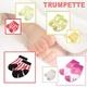 TRUMPETTE(トランペット) ベビーソックス 同柄6色セット GPWG-B Girl - 縮小画像3