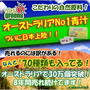 バイタルグリーン 【60包入り】 - 拡大画像
