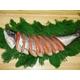 キングサーモンの塩鮭(尾頭付き) 写真1