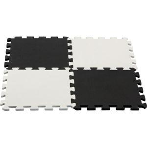 ジョイントマット 30cm9枚組 ブラック - 拡大画像