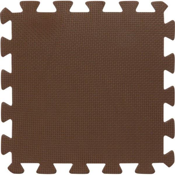 ジョイントマット 30cm9枚組 ブラウン