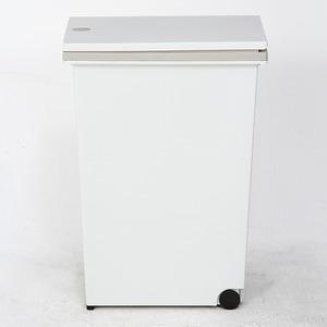 プッシュ式ダストボックス/ゴミ箱 【45L ア...の紹介画像3