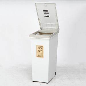 プッシュ式ダストボックス/ゴミ箱 【45L ア...の紹介画像4