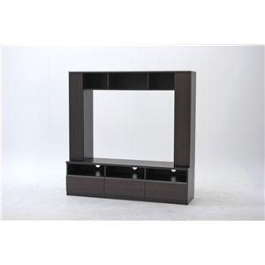 レガール TVボード RG-1644TB ブラウン