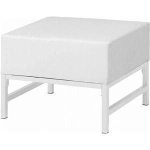 ベンチソファー 55幅 ホワイト