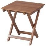 木製サイドテーブル #VFS-GT33FJ ナチュラル