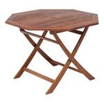 八角テーブル 110cm #GT05FB
