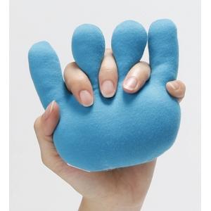 にぎにぎ(2個入り):ブルー - 拡大画像