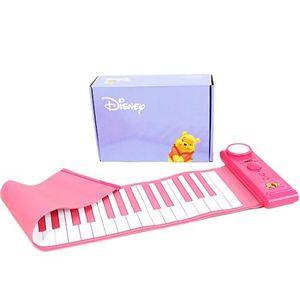 プーさんロールピアノ ピンク