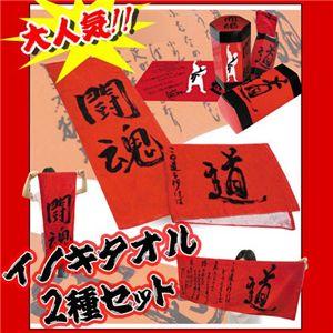 【在庫処分特価】アントニオ猪木 闘魂タオル2枚セット