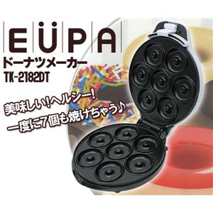 EUPA ドーナツメーカー TK-2182DT