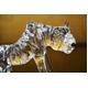 クリスタル タイガー 置物 CT001 写真3