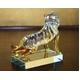 クリスタル タイガー 置物 CT007  - 縮小画像3