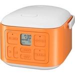 3合炊飯器 vita cube ECJ-XQ30 オレンジ