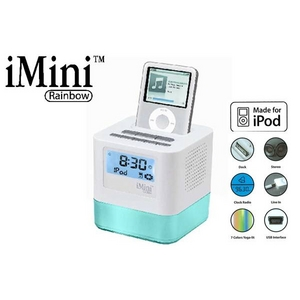 i Mini ポータブルドック・デジタルサウンドシステム IP-830