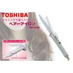 TOSHIBA セラミックヘアアイロン HDA-C20