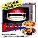 【カラーお任せ】 Wdeチン (レンジ専用2段調理トレー) RGTR-03