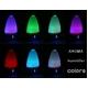 アロマ LEDカラー 超音波加湿器 GAH-010IT 写真2