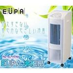EUPA(ユーパ) マイナスイオン冷風扇 TK-AC07R(リモコン付き)