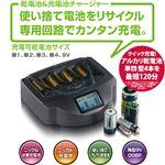 乾電池&充電池チャージャー
