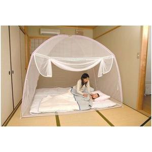 蚊帳 不織布専用ケース付き - 拡大画像