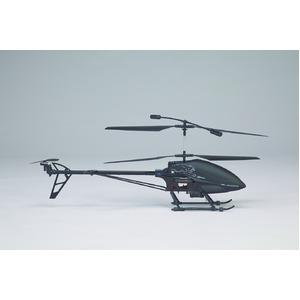 全長77cm カメラ付RCヘリ ブラックブレイド - 拡大画像