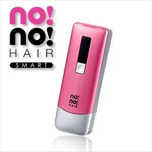 ヤーマン サーミコン(熱線)式脱毛器 no!no!HAIR SMART(ノーノーヘア スマート) STA-114 ピンク - 拡大画像