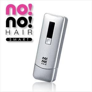 ヤーマン サーミコン(熱線)式脱毛器 no!no!HAIR SMART(ノーノーヘア スマート) STA-114 シルバー - 拡大画像
