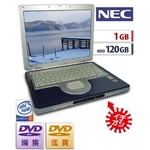 【中古PC】【Pentium4/1000MB/120GB】DVD編集★NEC VersaPro VY★