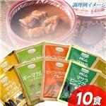 世界のカレー 欧風セレクト 10食セット