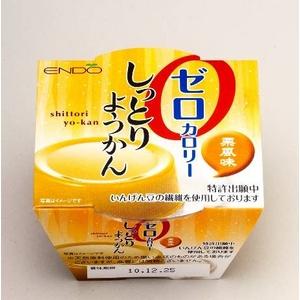 ゼロカロリー水ようかん(抹茶)90g×24個