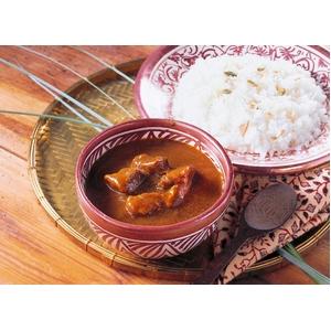 世界のカレーシリーズ・マサラビーフカレー(辛口) 10食セット - 拡大画像