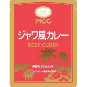 世界のカレーシリーズ・ジャワ風カレー10食セット