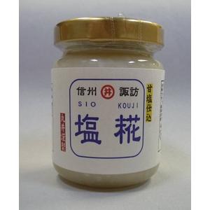 信州諏訪 塩糀 140g×3個 - 拡大画像
