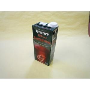 Gentire(ジェンティーレ) ザクロジュース 1L×6本 - 拡大画像