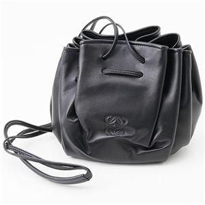 Loewe(ロエベ) ななめがけショルダーバッグ NAPPA 370.82.625 Black