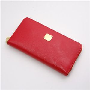 MCM(エムシーエム) 財布 1031 09511 0512・【A】Red