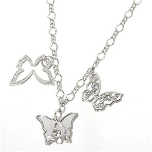 Christian Dior(クリスチャン ディオール) ネックレス D23149 Silver - 拡大画像