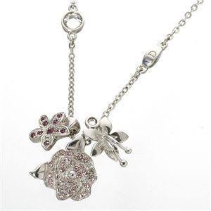 Christian Dior(クリスチャン ディオール) ネックレス D23418 Silver
