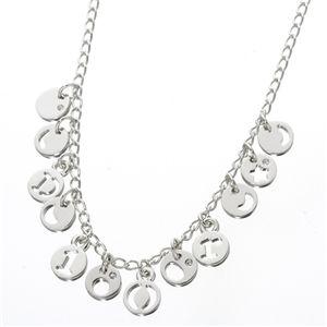 Christian Dior(クリスチャン ディオール) ネックレス D23429 Silver