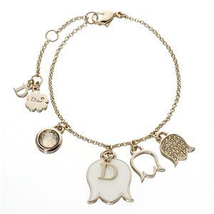 Christian Dior(クリスチャン ディオール) ブレスレット D17531 Gold