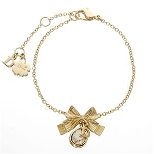 Christian Dior(クリスチャン ディオール) ブレスレット D17634 Gold