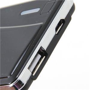 アウロラ 2000mAモバイルバッテリー AU-USBPSLite ホワイト