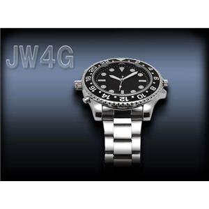 【防犯】U-lex(ユーレックス) 腕時計 ICビデオレコーダー JW4G - 拡大画像